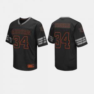 Black Auburn Jersey College Football Men's #34 368606-265