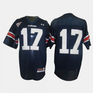 #17 Blue Josh Bynes Auburn Jersey For Kids College Football 373216-273