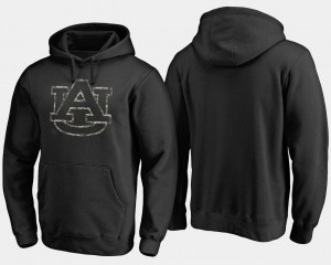 Auburn Hoodie For Men Black Big & Tall Camo Cloak 260721-689