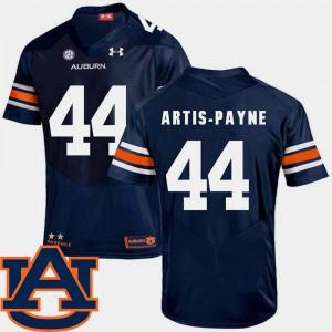 SEC Patch Replica College Football Navy For Men Cameron Artis-Payne Auburn Jersey #44 820772-678