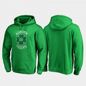 Kelly Green St. Patrick's Day Luck Tradition Auburn Hoodie Men's 675266-852